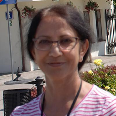 Mona Kinkhabwala